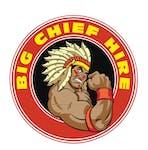 Big Chief Hire logo