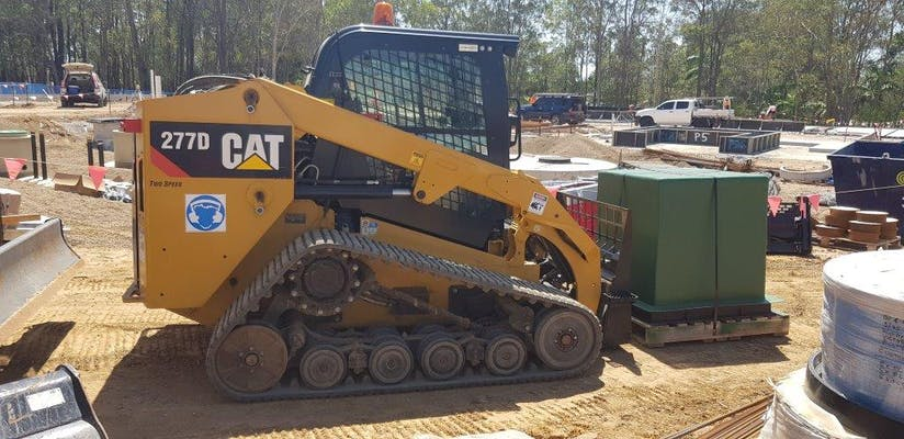 Bobcat & Skid Steer Loader Hire in Logan City, QLD 4114