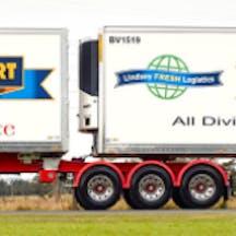 Logo of Lindsay Transport
