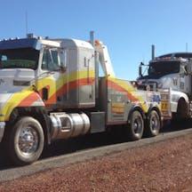 Logo of Pilbara Truck Towing