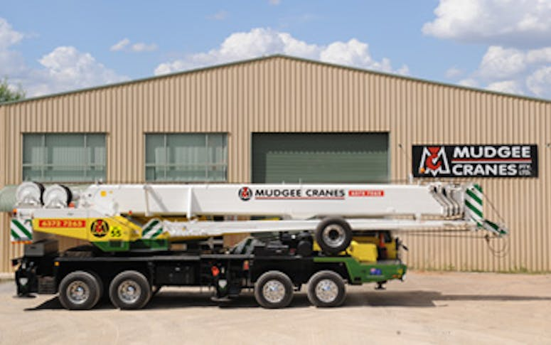 Mobile Slewing Crane