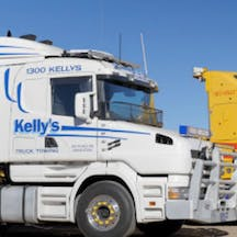 Logo of Kelly's Truck Towing Service