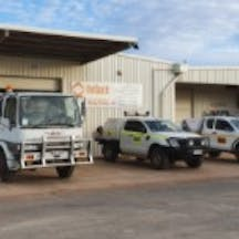 Logo of Outback Mining Services