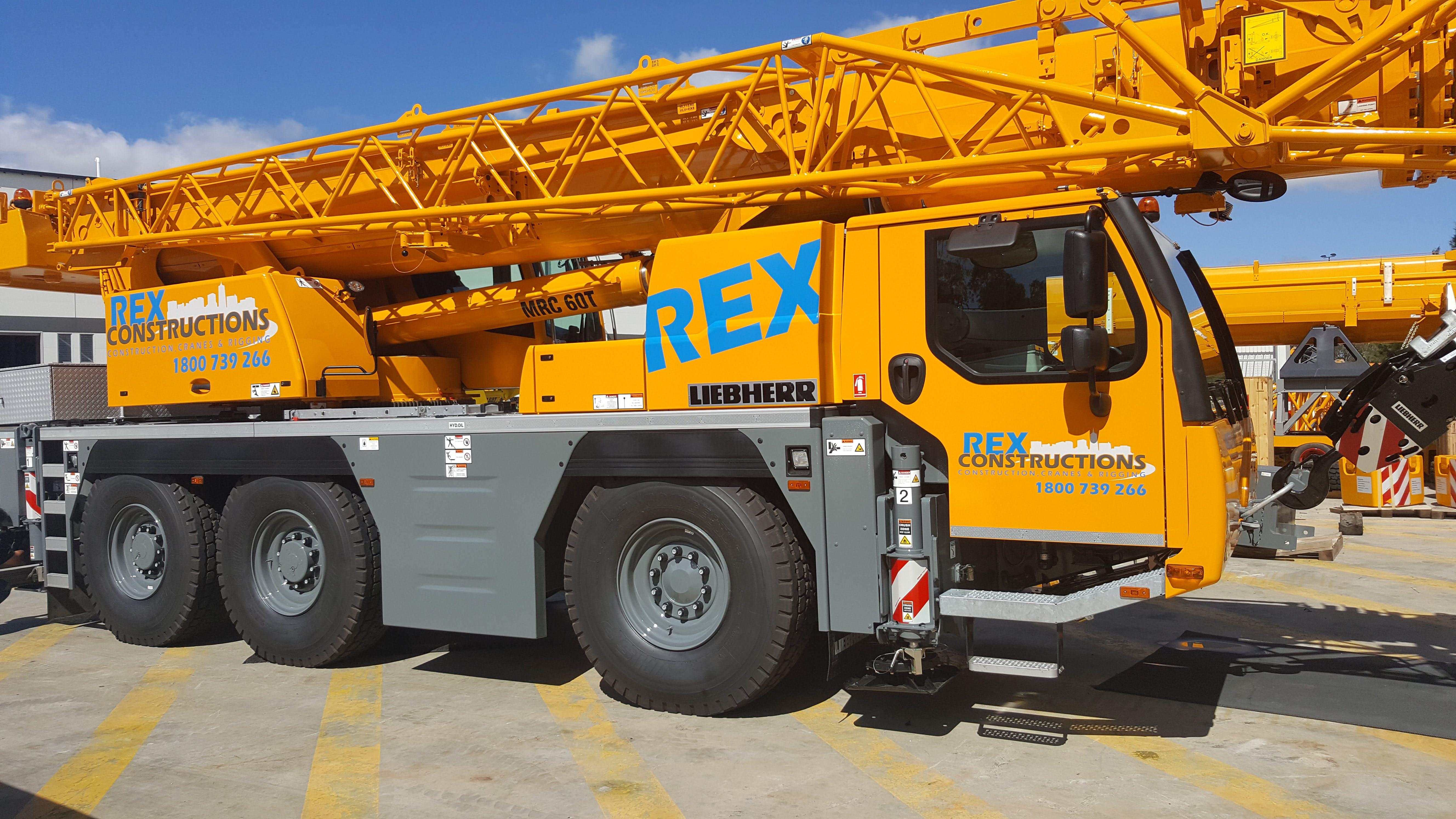 Rex Constructions Pty Ltd