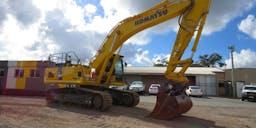Blake Machinery Pty Ltd Track Mounted