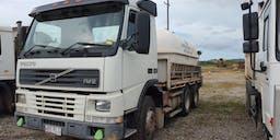 AJK Contracting Dump Truck Mounted Water Cart
