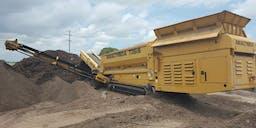 AJK Contracting Conveyor System