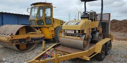 AJK Contracting Smooth Drum Roller