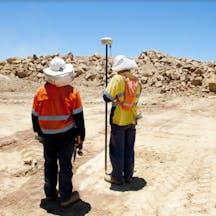 Logo of Darcy Engineering & Mine Surveying Pty Ltd