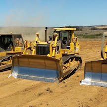 Logo of G and A Dozer Hire