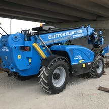 Logo of Clifton Plant Hire