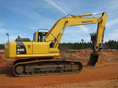 20t - 29t Excavator for hire - Thomas Kingsley Resources Pty Ltd