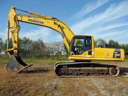 30t - 39t Excavator for hire - Thomas Kingsley Resources Pty Ltd