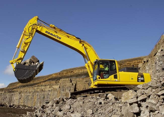40t - 49t Excavator for hire - Thomas Kingsley Resources Pty Ltd