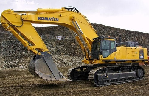 80t - 100t Excavator for hire - Thomas Kingsley Resources Pty Ltd