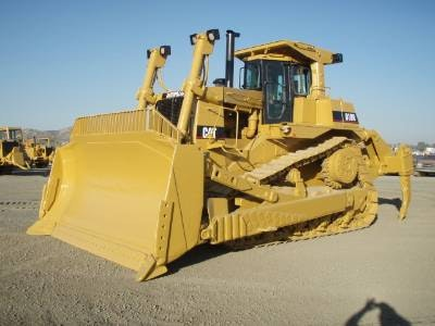 D10 or Equivalent  Dozer for hire - Thomas Kingsley Resources Pty Ltd