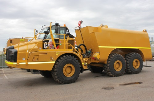 40000L Water Cart for hire - Thomas Kingsley Resources Pty Ltd