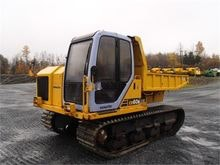 5t - 10t Dump Truck for hire - Thomas Kingsley Resources Pty Ltd