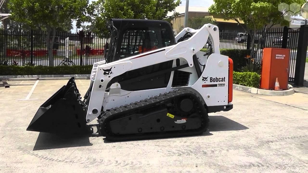 Medium Bobcat & Skid Steer Loader for hire - Thomas Kingsley Resources Pty Ltd