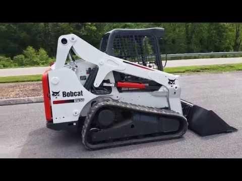 Large Bobcat & Skid Steer Loader for hire - Thomas Kingsley Resources Pty Ltd