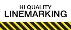 Hi Quality Linemarking
