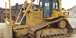 BG & L OSTLER Excavations Pty Ltd Tracked Dozer