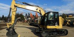 BG & L OSTLER Excavations Pty Ltd Track Mounted Excavator