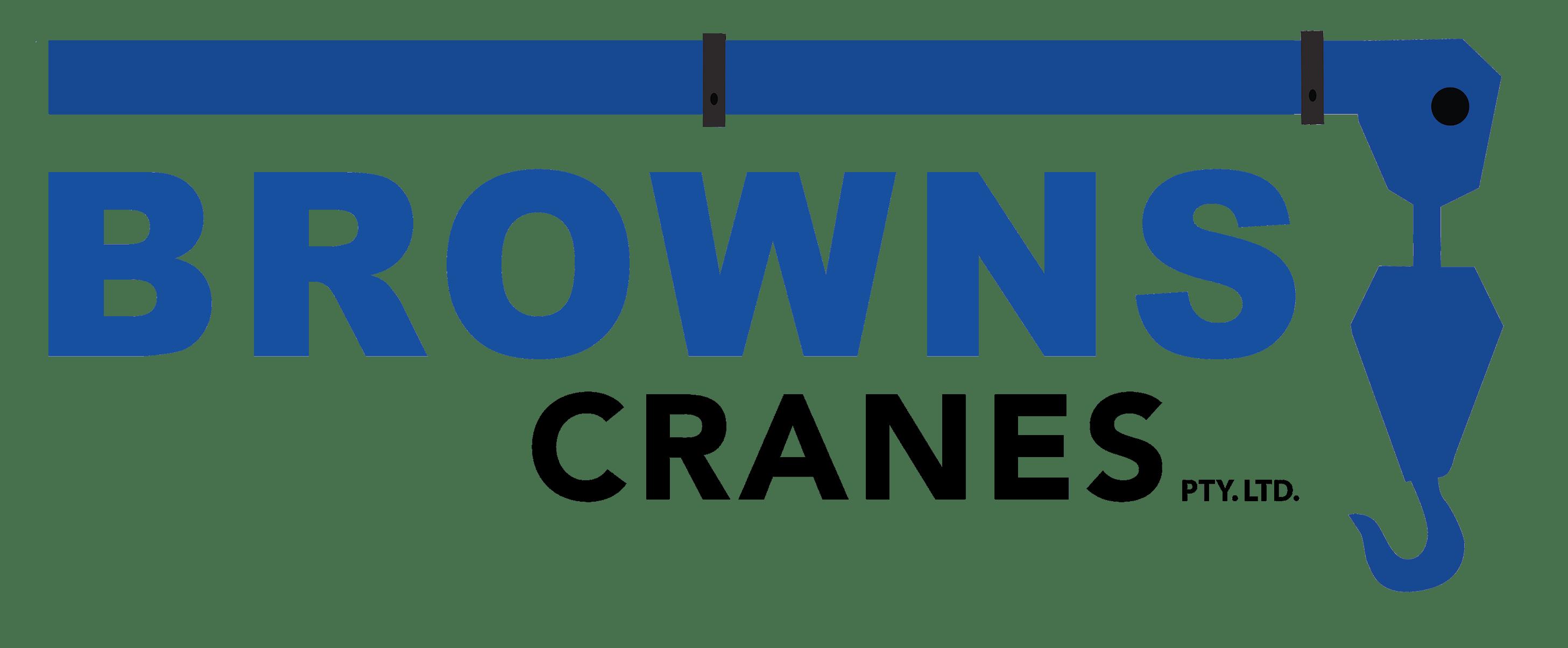 Browns Cranes