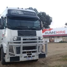 Logo of Hume Hire
