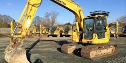 Bluegate Haulage Track Mounted Excavator