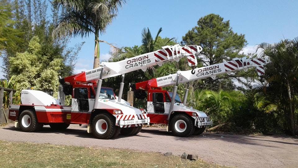 Origin Cranes