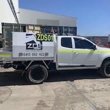 Logo of Zacc's Diesel Services Pty Ltd