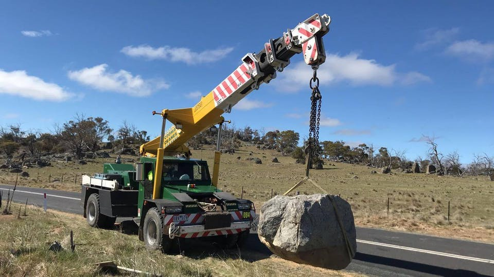 Cooma Crane Hire machinery for hire in Cooma - iSeekplant com au