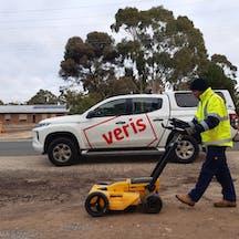 Logo of Veris Australia PTY