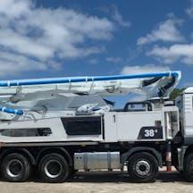Logo of Geelong Concrete Pumping