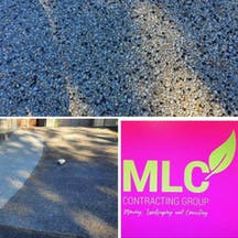 Logo of MLC Contracting