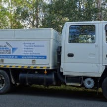 Logo of Mobile Diesel Services Brisbane