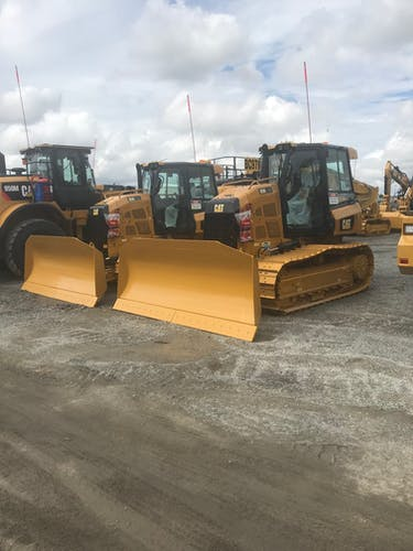 SAB Equipment Hire Pty Ltd machinery for hire across