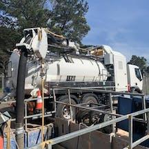 Logo of Melbourne Sucker Trucks