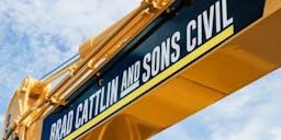 Brad Cattlin and Sons Civil banner