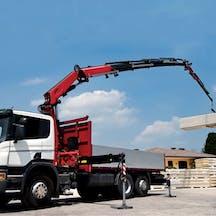 Logo of CTM Crane Trucks Melbourne