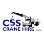 CSS Crane Hire logo