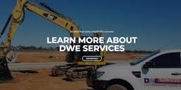 DWE Services banner