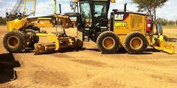 Arthy Mining and Civil Contractors Pty Ltd Grader