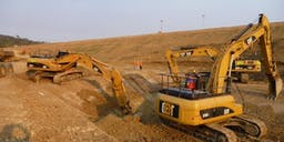 Arthy Mining and Civil Contractors Pty Ltd Track Mounted