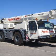 Logo of Fleurieu Cranes Pty Ltd
