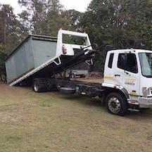 Logo of Transmech Crane Truck Services