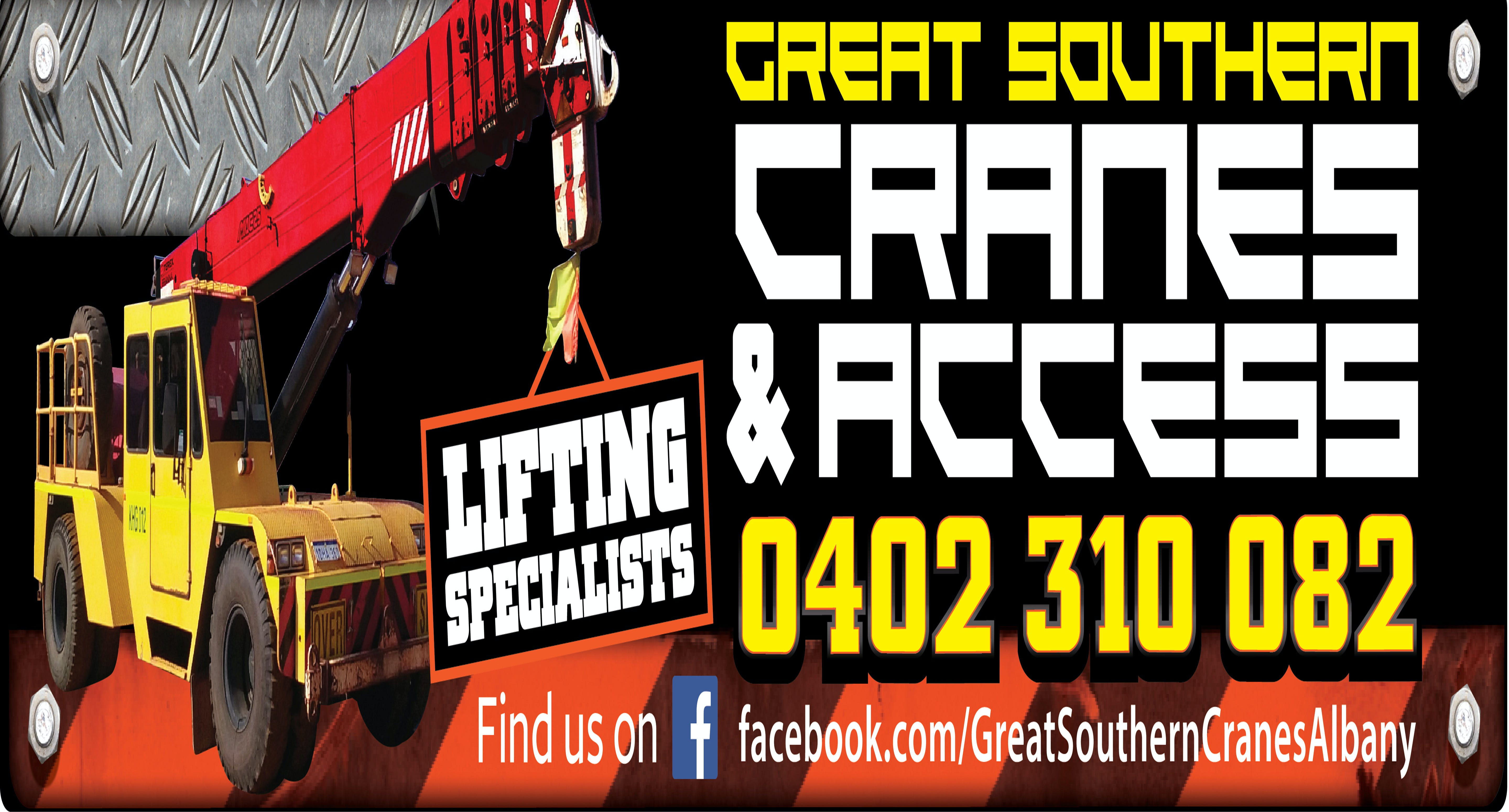 Great Southern Cranes & Access