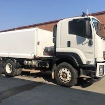 Logo of GT Water Trucks Pty Ltd