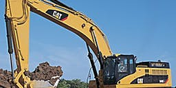 Ace Earthmoving P/L Track Mounted Excavator